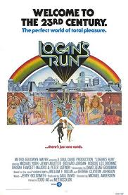 Logans Run movie poster