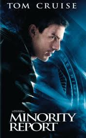 Minority Report movie poster