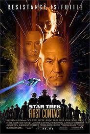 Star Trek First Contact movie poster