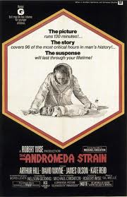 The Andromeda Strain movie poster